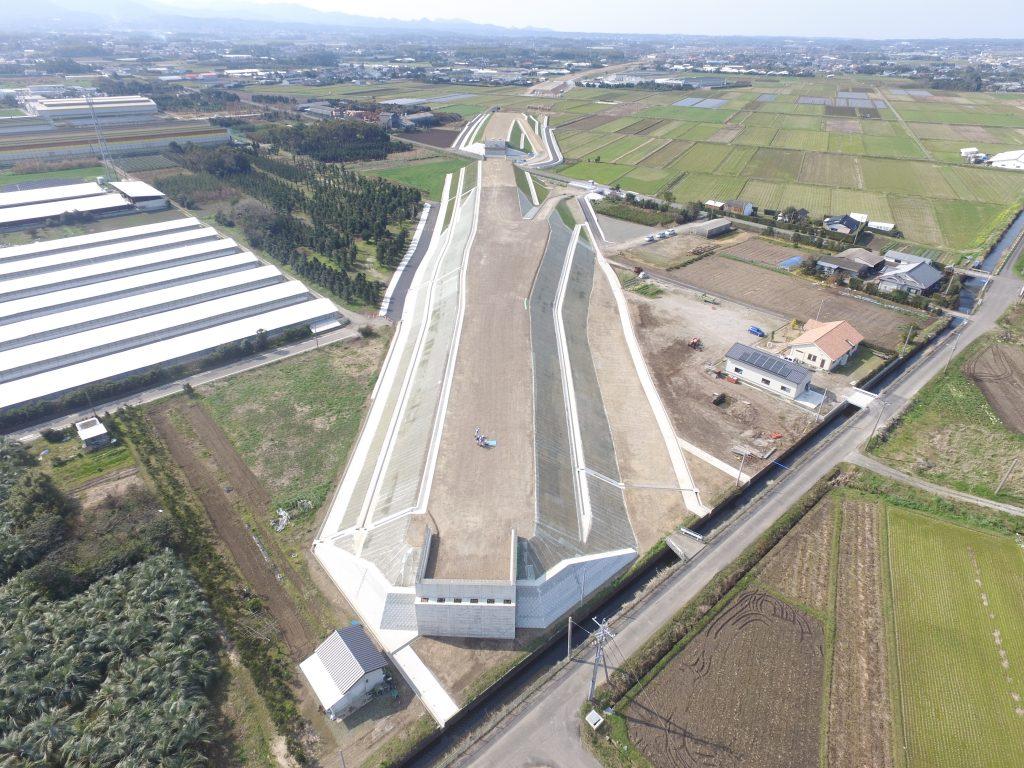 鹿児島3号平和地区1工区改良工事