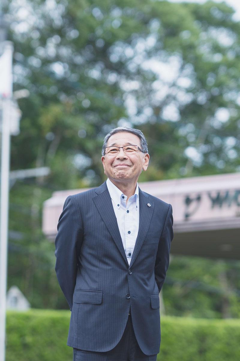 代表取締役社長 山口 克典